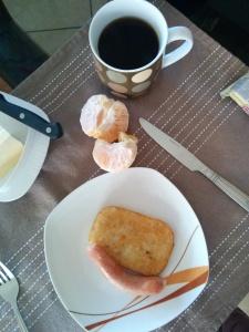 Desayuno e intento fallido de hacer un WIAW ... pronto lo lograremos